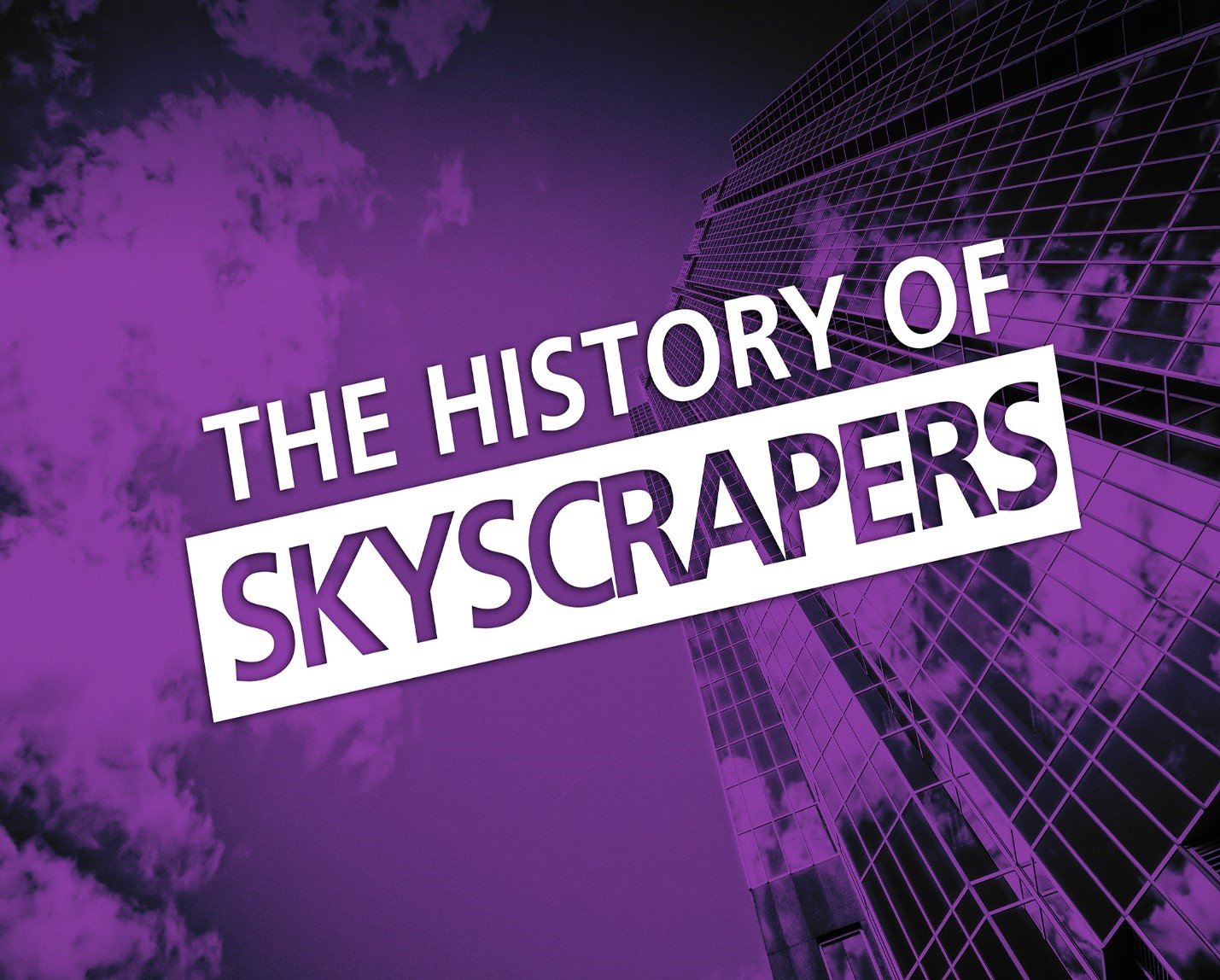 history of skyscrapers