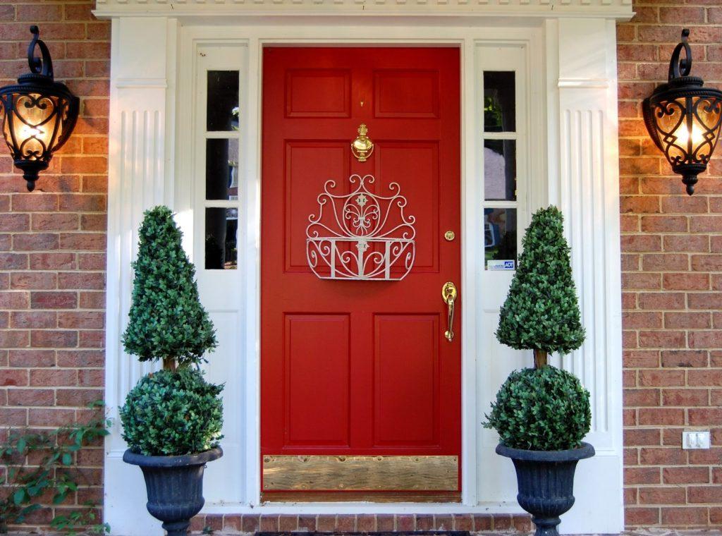front door decoration