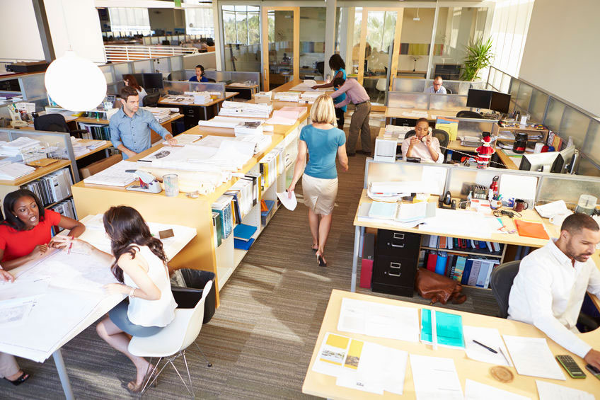 6 Office Design Tips To Create A Great Working Environment