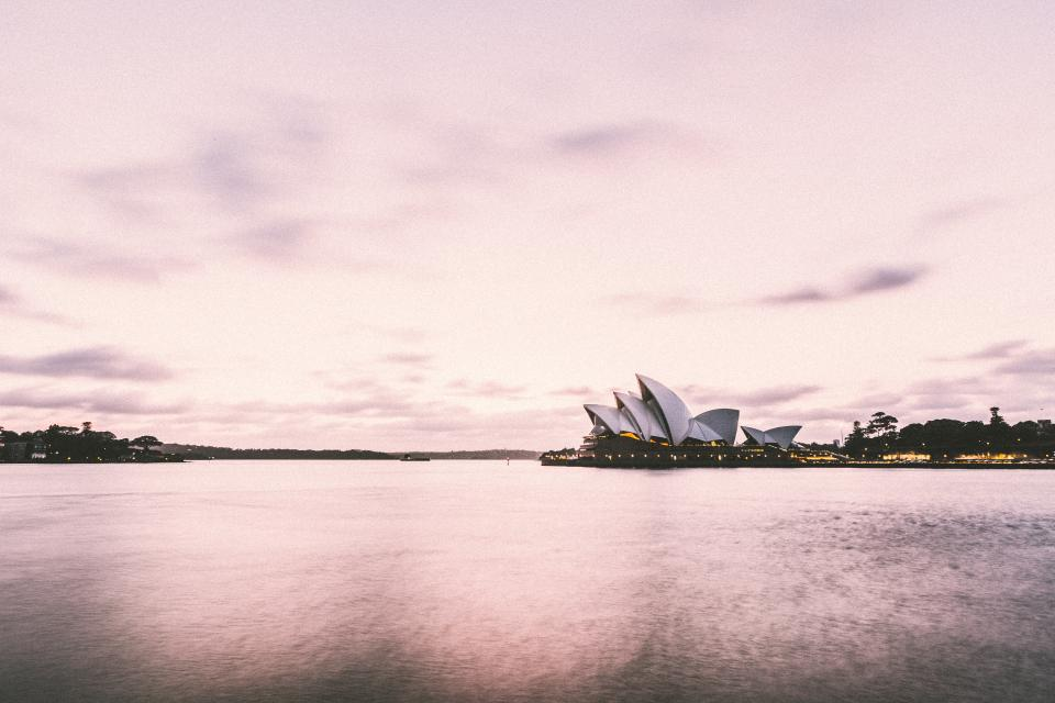 Opera House as an example of green architecture in Sydney