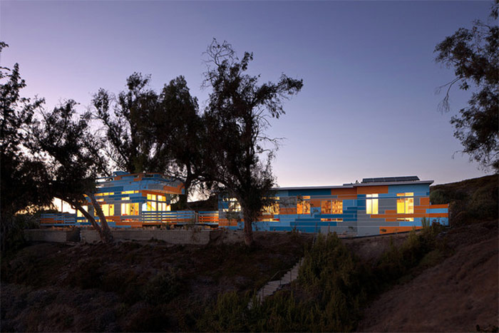a modern home embodying the next generation of smart building