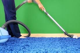 carpet cleaning overuse