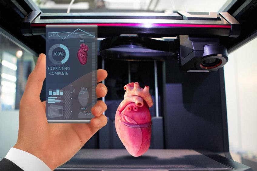 3d printed organ
